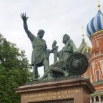 Запись - О блоге Памятники в России - фото памятника Минину и Пожарскому