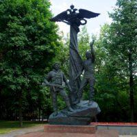 Фото - Памятник Воинам-Десантникам (Москва)