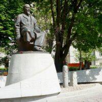 Фото - Памятник Абаю Кунанбаеву на Чистопрудном бульваре (Москва)