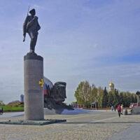 Фото - Памятник Героям Первой Мировой войны (Москва)