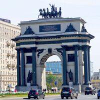 Фото - Триумфальные Ворота (Триумфальная Арка) в Москве – часть 2